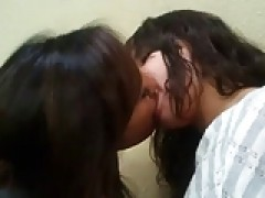 Mexican HS skanks Making Out For A Bet