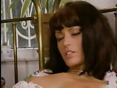 Retro sweety takes hard cock
