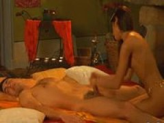 Deep exotic Indian oral sex