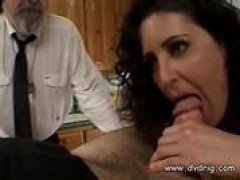 Perverted boy Makes His wife Isabel Spread