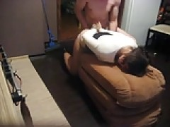 Submissive ex-wife Gets behind hammered By Her Russian fiance