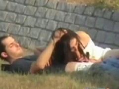 Voyeur Tapes Teens Fucking In The Park by yourfreepornus