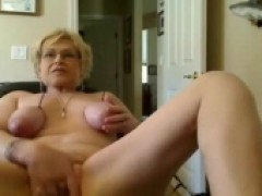 old lady Shows Us How To Have Fun