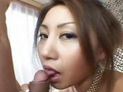 Amazing blowjob By sweet chinese broad