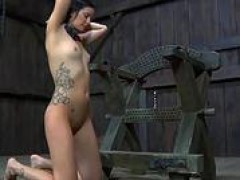 Bounded slave needs pleasuring