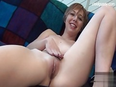 Shaved hot cougar