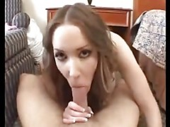 Audrey Elson in hot POV