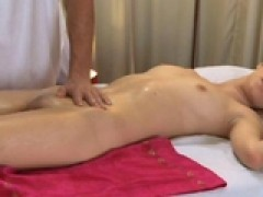 Massage Rooms Shy virgin bitches have first time hardcore sex before creampie by ReallyUseful