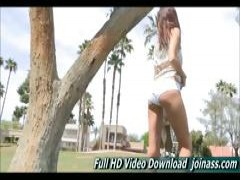 Jody Public Nudity She's a Tall gorgeous And Very Leggy young