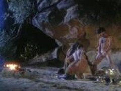 Indian Fantasy: 2 couples fucking outdoors - kamasutra