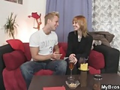 Smart lover cheat with his brother's woman