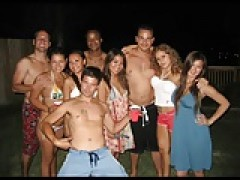 My Birthday Party Orgy (slide show)