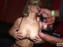 sperm in mouth & creampies - Natascha and Luna - P2