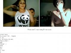 chick with amazing butt Chatroulette