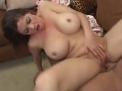 Fuck Mommy's huge boobs