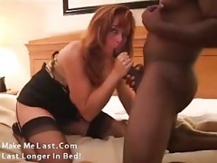 Horny cheating ex-wife wants black c.