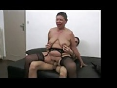 Daddy loves Watching His ex-wife fucked By Other BVR