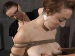charming torment for attractive slaves