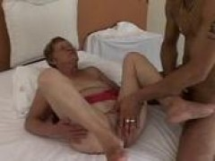 65yr older Brazilian old lady swallows rides and Assfucked