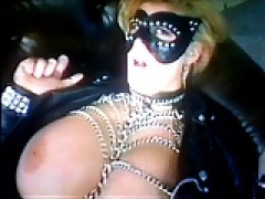 Leather and latex Freaks sex tape mix