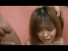 Japanese hairy young gets his tiny.