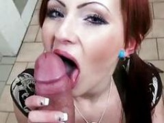 nasty Eurobabe Belinda assfuck for cash