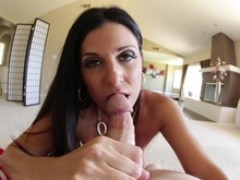 1000Facials India Summer's moth is full of dropping jizz!