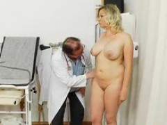 huge true racks Kathy fine gyno exam
