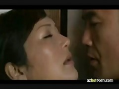 Japanese cougar is in love