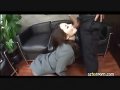 Office fuck in Japan