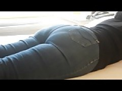 Spanking on Jeans Revisited (MasterSignus)