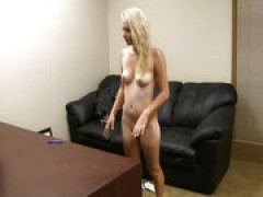 Backroom Casting Couch 228 Tabby