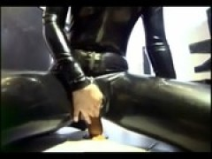 Domina humiliating her slave lady