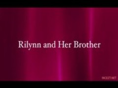 Rilynn And Her Brother