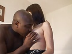 gorgeous fiance loving Hot PainFul Sex With A ebony lover