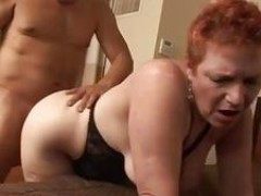 Cheating Redhead MILF Susan poked nasty In Motel