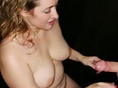 faith blowing dong at gloryhole cumshot compilation