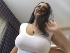 big breasts Natasha Nice mounts a stud like crazy