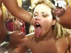 brazil smaba dancer are pounded at party