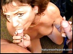 Granny's Swingers Convention Orgy Part 1