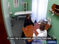 woman fuck by doctor