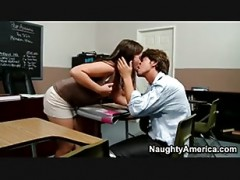 My first sex teacher  Ava Addams