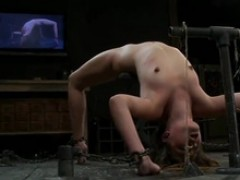 Constrained act nearly masturbating And Torture For beautiful Allie Haze
